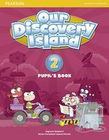Our Discovery Island Level 2 Student\'s Book plus pin code