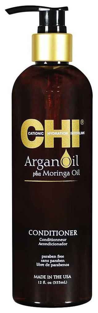 Купить Шампунь CHI Argan Oil Plus Moringa Oil 355 мл