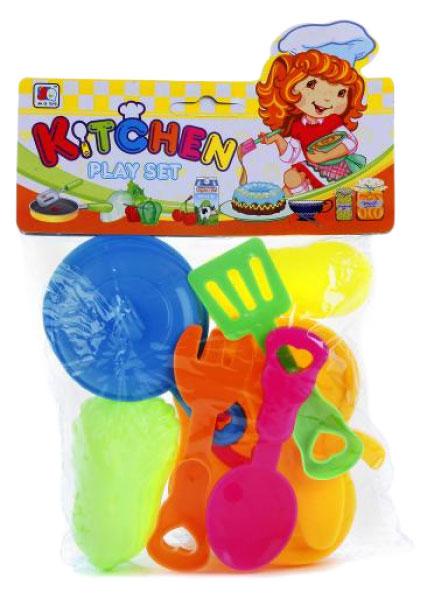 Купить Набор посуды игрушечный Shantou Gepai Kitchen B1469202, Игрушечная посуда