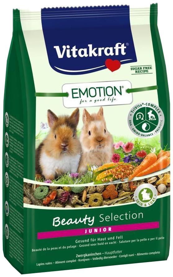 Корм для кроликов Vitakraft Beauty Selection Junior
