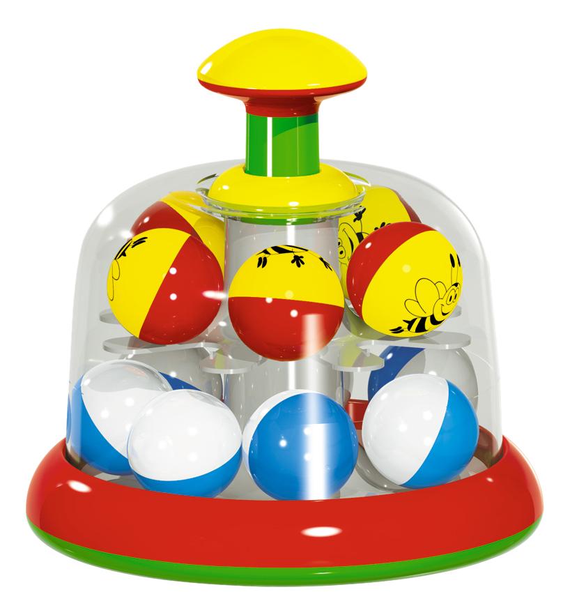 Купить Юла Карусель с шариками STELLAR Р74980, Развивающие игрушки