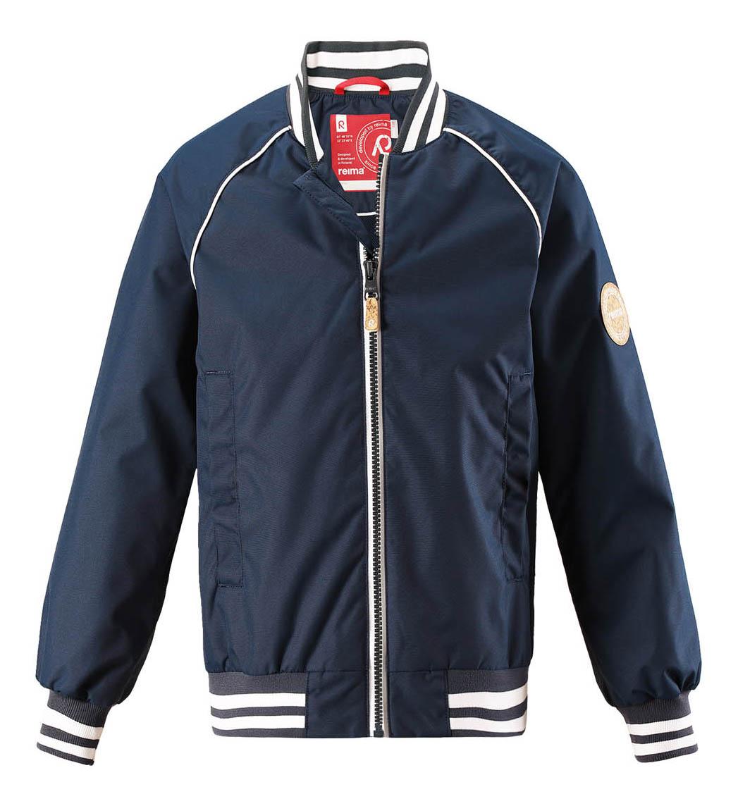 Куртка детская Reima Aarre р.122 синяя