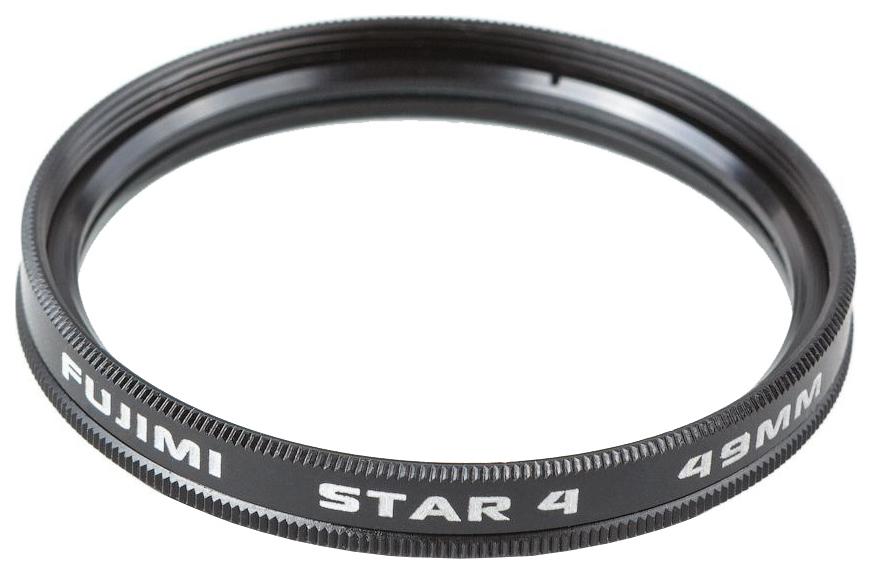 Светофильтр Fujimi Rotate Star 4 72 мм