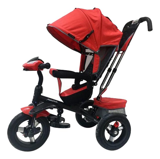 Велосипед Moby Kids Comfort 360 Air 12x10 красный 641067