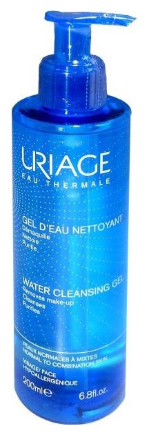 Гель для умывания Uriage Water