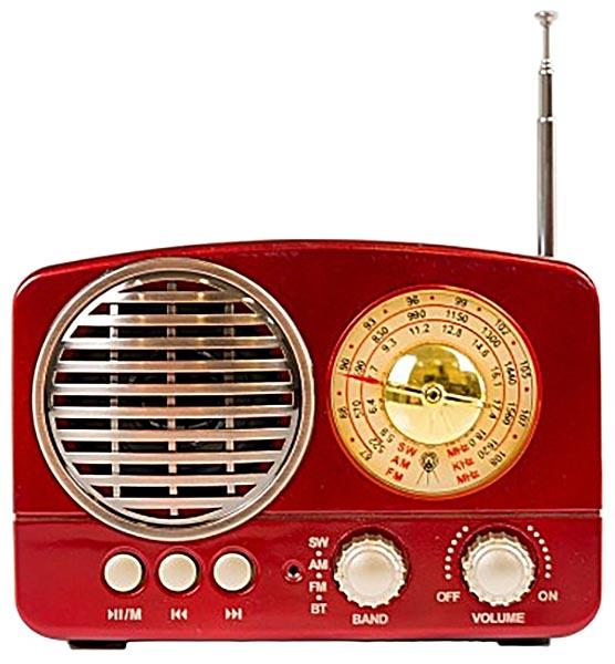 Радиоприемник Blast BPR 705 R Красный
