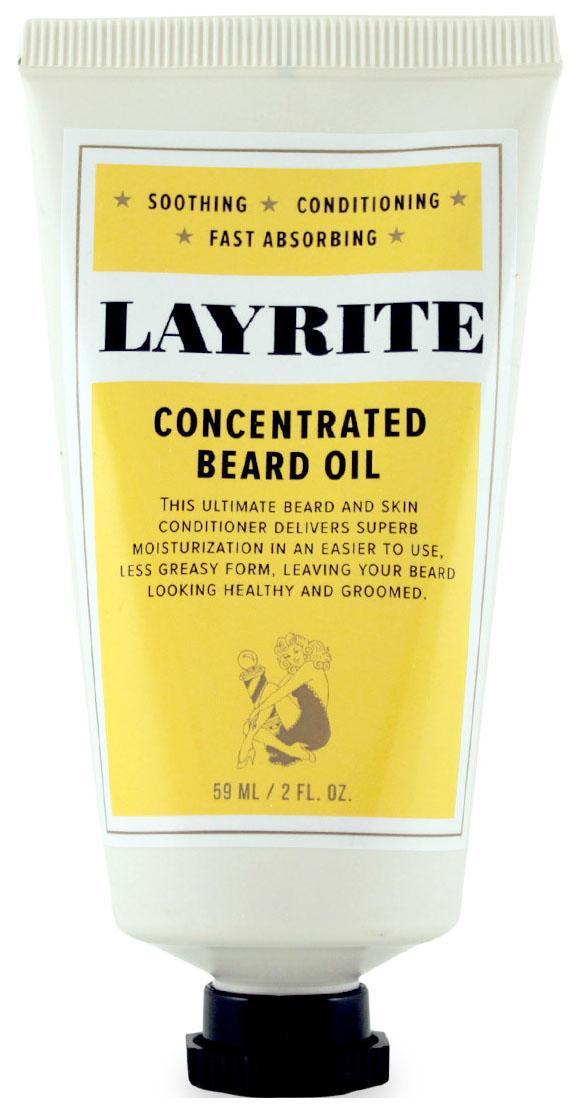 Масло для бороды Layrite Concentrated Beard