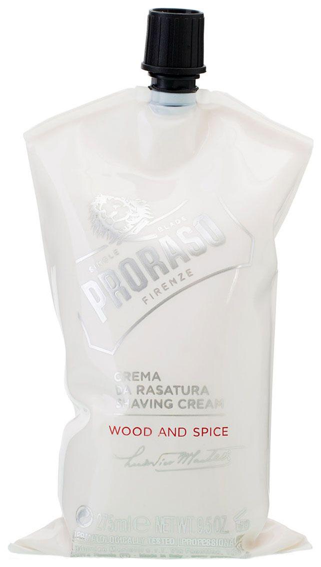 Крем для бритья Proraso Wood and Spice