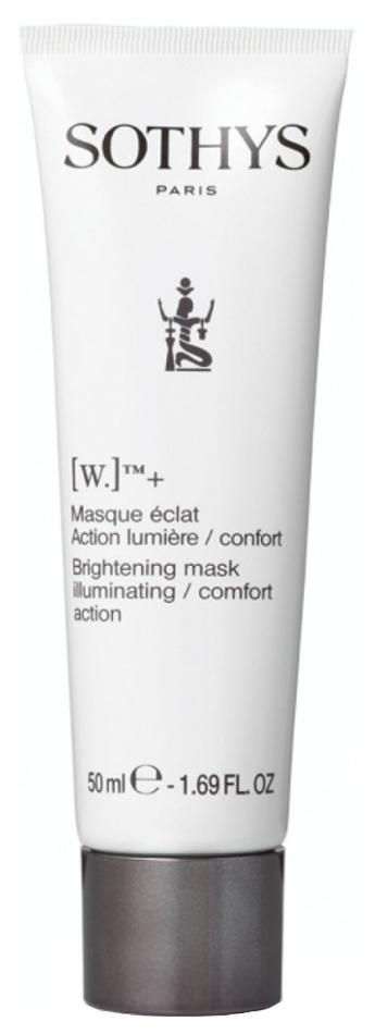 Маска для лица отбеливающая Sothys Brightening Mask, 150 мл