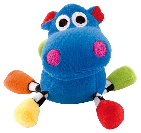 Развивающая игрушка Canpol babies Погремушка Веселая зверушка