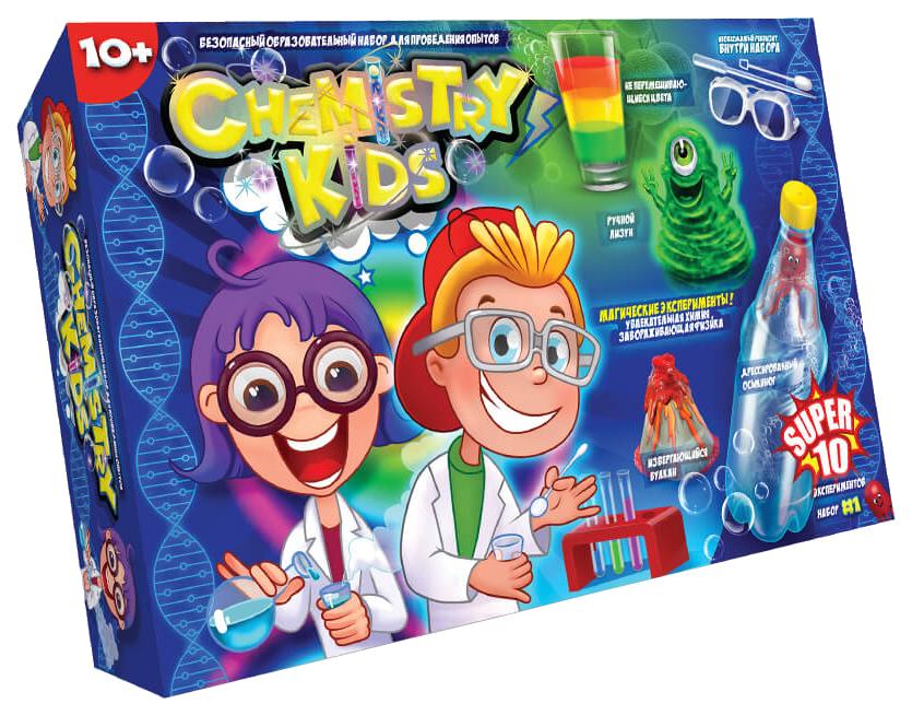 Купить 10 магических экспериментов, Набор для исследования ДАНКО-ТОЙС Набор для опытов 10 Магических экспериментов, Danko Toys, Наборы для опытов