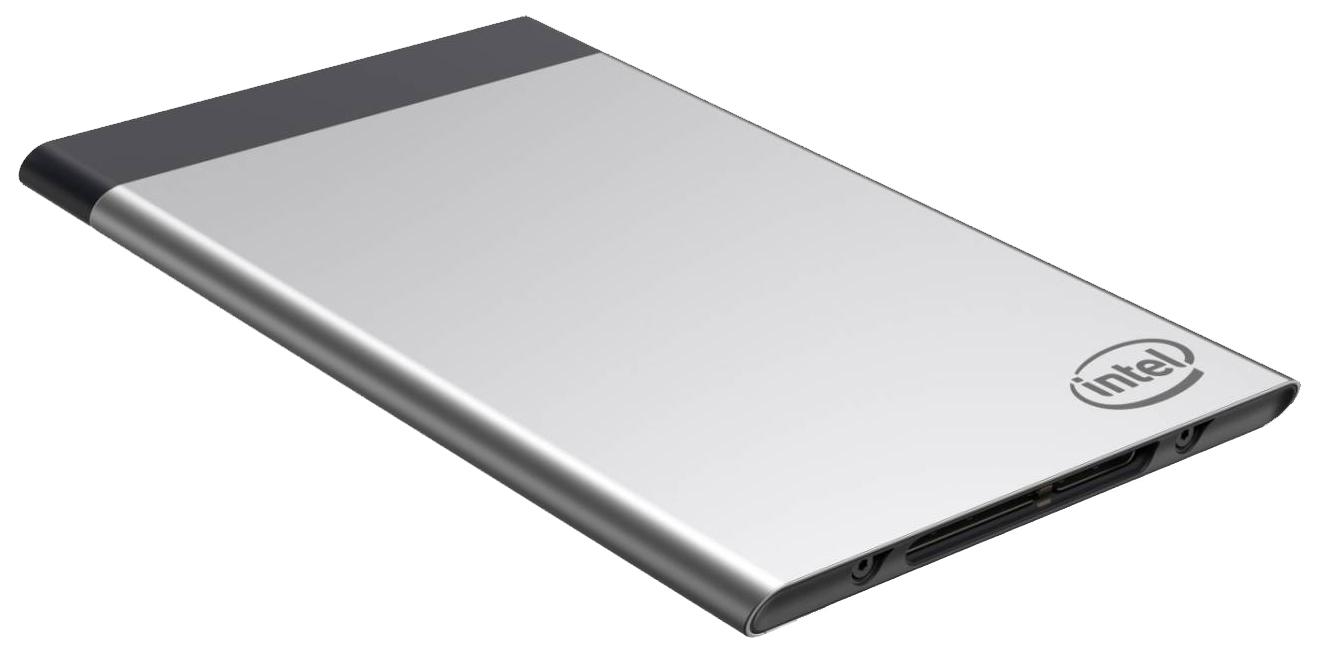 Системный блок мини Intel Compute Card CD1P64GK  - купить со скидкой