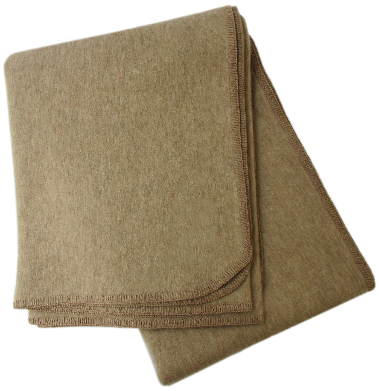 Одеяло из шерсти альпака и мериноса Incalpaca OA-4 172х205