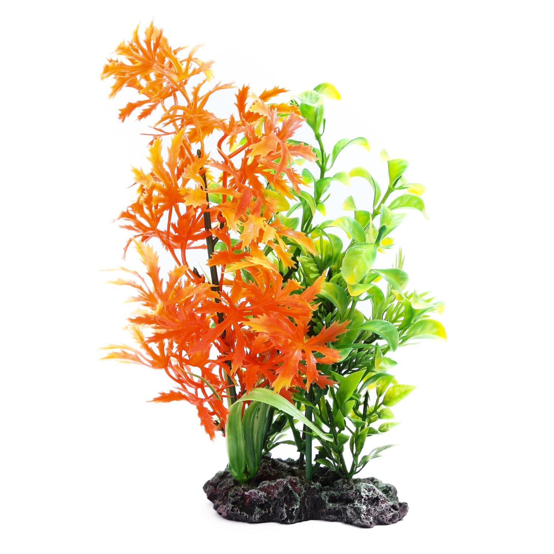 Растение аквариумное Композиция №38, 22х11х8,5 см