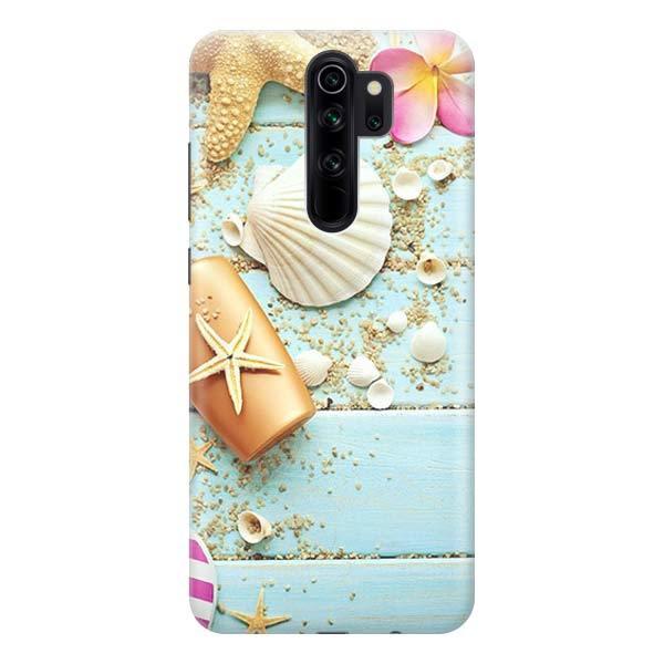 Чехол Gosso Cases для Xiaomi Redmi Note 8 Pro «Пляжный натюрморт»