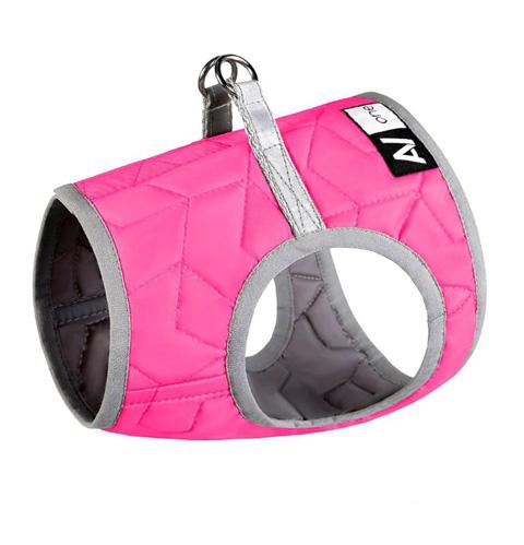 Шлейка для собак Collar AiryVest ONE, мягкая, розовая, XS4