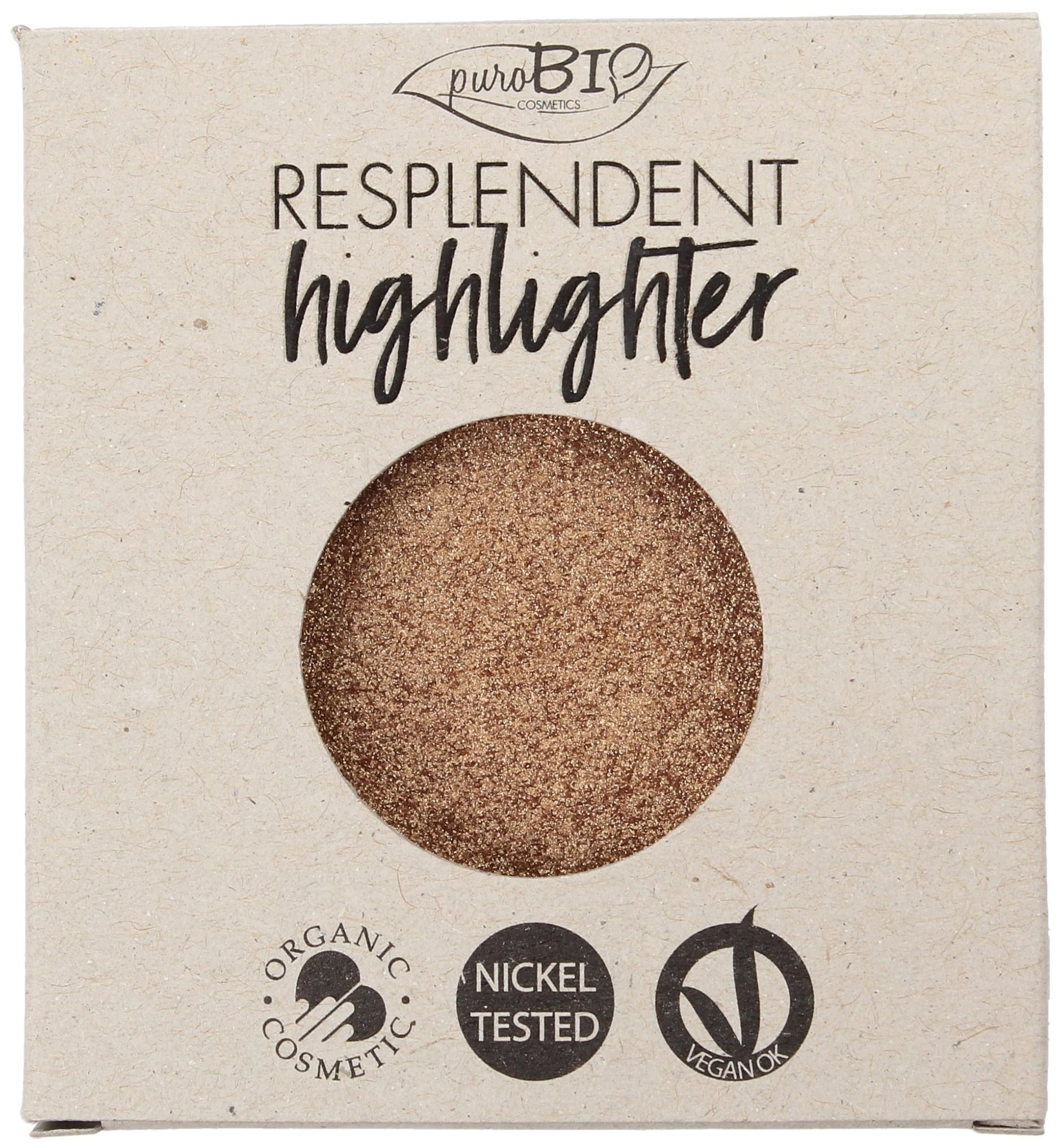 Хайлайтер PuroBio Resplendent Highlighter Refill 03 медь