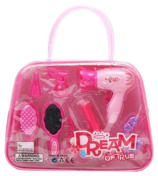 Набор парикмахера игрушечный Shenzhen Toys Dream Of True Д54262 фото