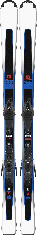 Горные лыжи Salomon XDR Focus + Lithium