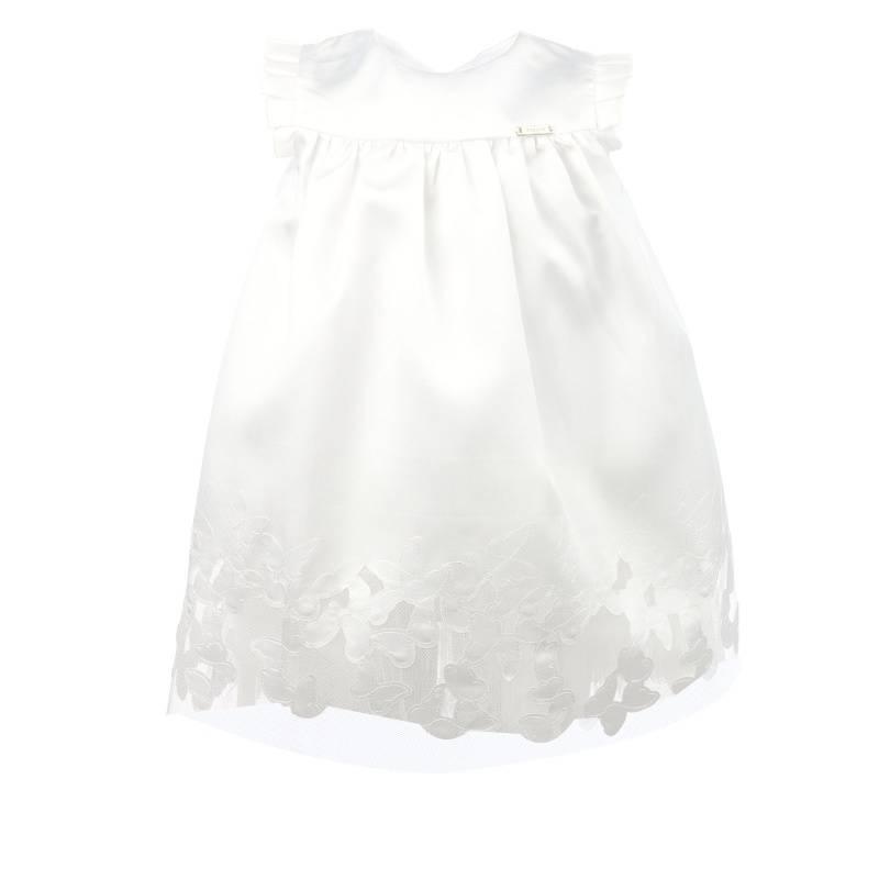 Купить Платье MAYORAL, цв. бежевый, 98 р-р, Детские платья и сарафаны