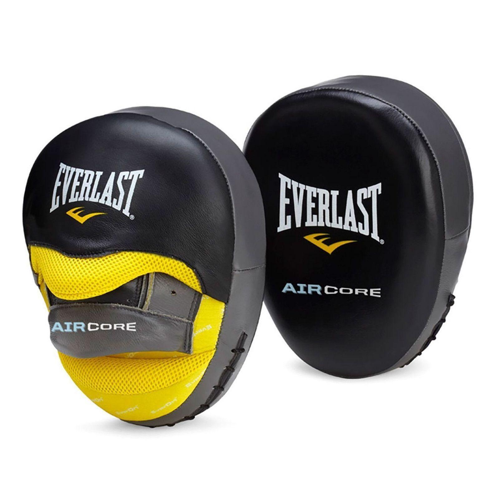 Лапы боксерские Everlast C3 PRO Aircore Punch Mitts,