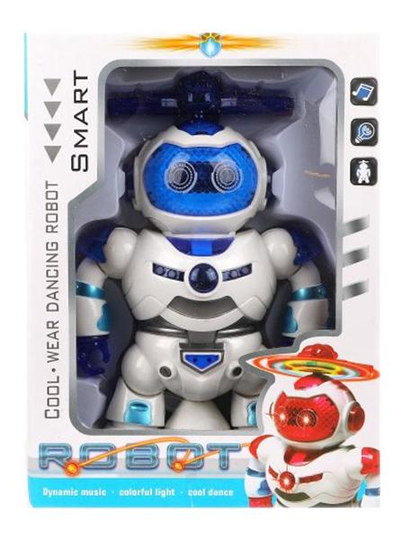 Интерактивный робот Наша игрушка Арт. 666-B
