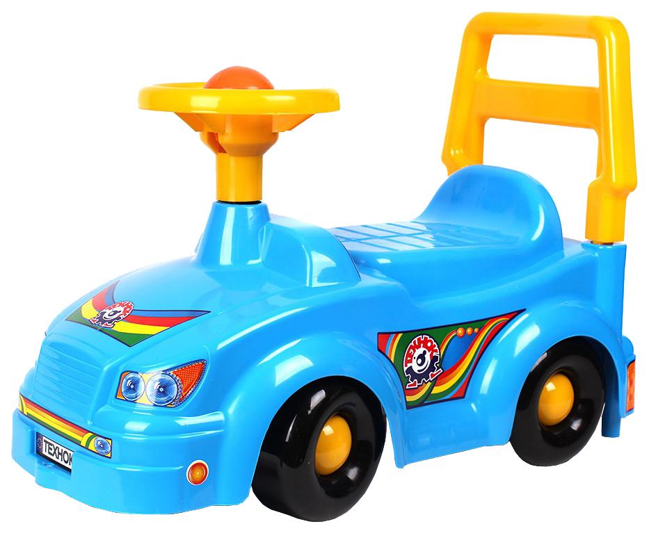 Купить Каталка детская ТехноК Т2483 Автомобиль Для Прогулок Технок 4Цвета 57*47*26См, Машинки каталки