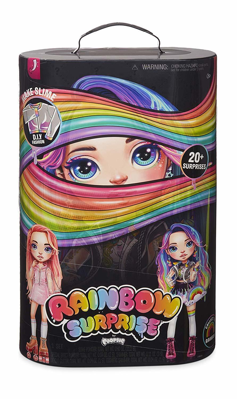 Кукла Poopsie Surprise Unicorn Куклы девочки Розовая или радужная 559887 фото