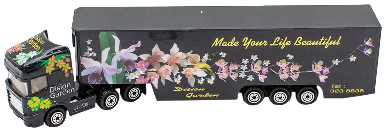 Купить Мет.маш. Pioneer Toys Container Truck CRD PT303, Коллекционные модели