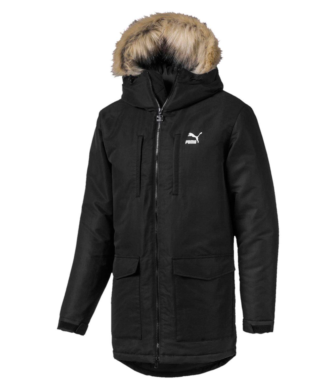 Куртка Puma Classics Padded, puma black, L фото