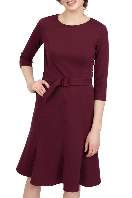 Платье женское SERGINNETTI 5-2439-3775-18 красное 48 RU фото