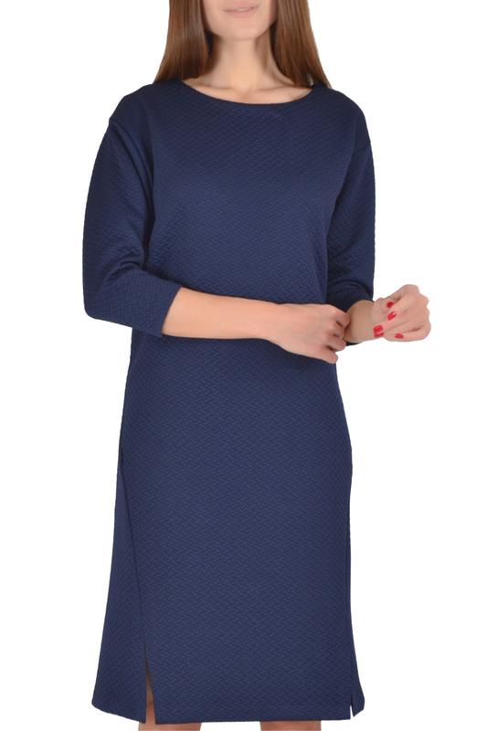 Платье женское Viserdi 1911-СН 318950 синее 52 RU фото