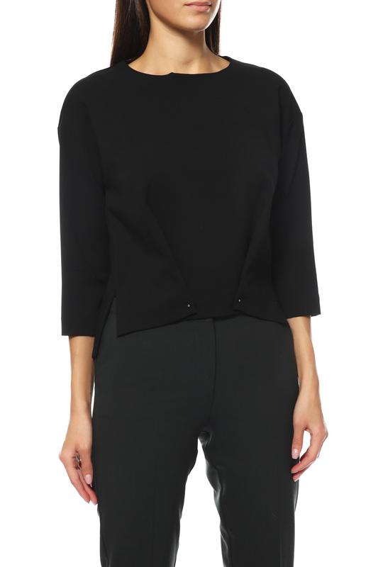 Блуза женская BRIAN DALES BW1053 JK3681.004 черная 40 IT фото