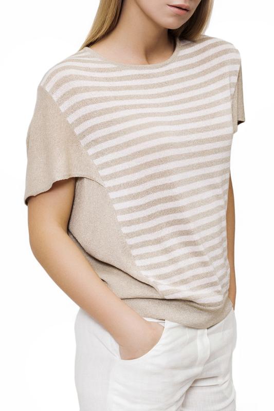 Блуза женская Alpecora С.18.15.05.I3 розовая 48 IT Alpecora   фото