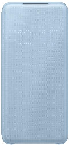 Чехол Samsung Smart LED View Cover X1 для Galaxy S20 Sky Blue