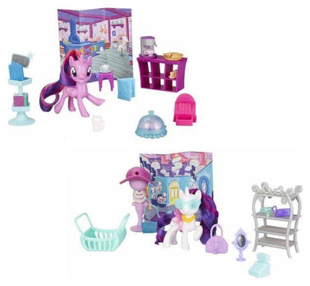 Купить Набор игровой Hasbro My Little Pony Пони Возьми с собой,