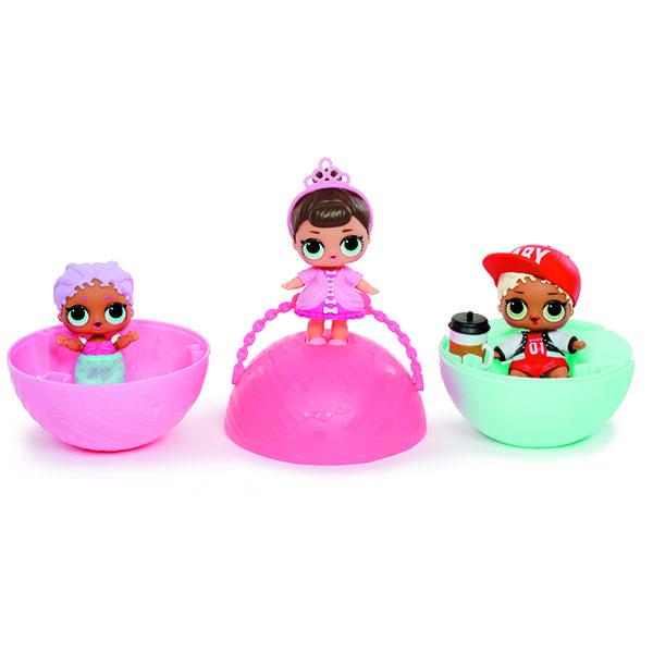 Купить Кукла-сюрприз L.O.L. Surprise Конфетти в шарике 10 см, LOL Surprise, Куклы LOL