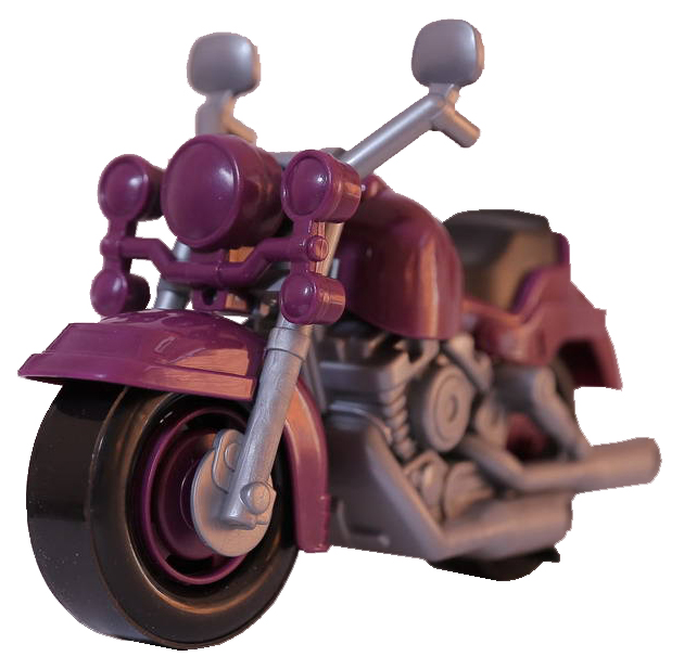 Мотоцикл, 11,5х28х17,5 см TB-014 TOYBOLA