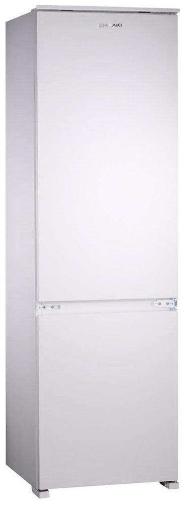 Встраиваемый холодильник SHIVAKI BMRI 1774 White