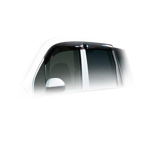 Дефлекторы на окна CA Plastic для Honda Life 2011–н.в. полупрозрачный