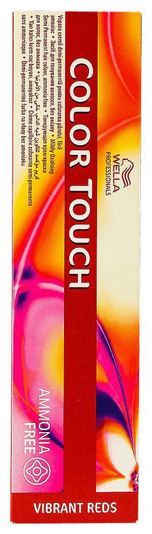 Краска для волос Wella Color touch 66/03 Корица 60 мл