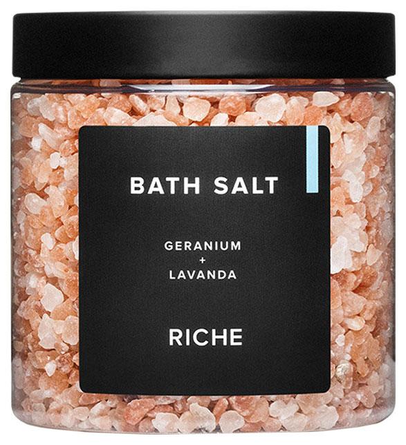 Соль для ванн Riche Лаванда + Герань
