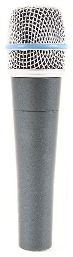 Микрофон Shure Beta 57A инструментальный