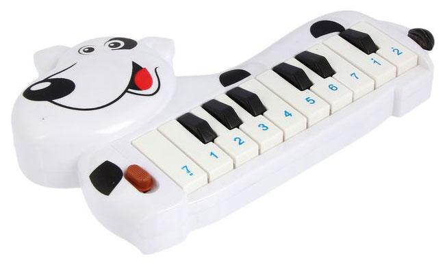 Синтезатор игрушечный Shenzhen Toys Собака звук фото