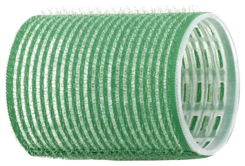 Купить Аксессуар для волос Dewal Бигуди-липучки d=48 мм Зеленый 12 шт