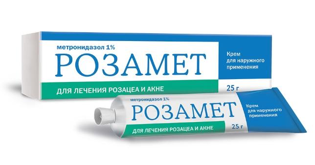 Розамет крем 1 % 25 г