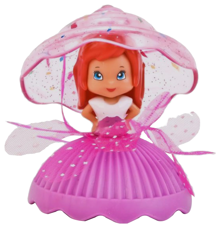 Купить Кукла-сюрприз Gratwest Cupcake surprise с бусинами Д87846, Классические куклы