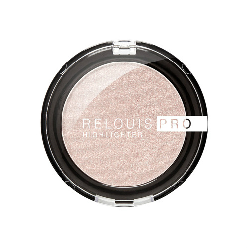 Купить Хайлайтер компактный Relouis Pro Highlighter тон 01 pearl 5г
