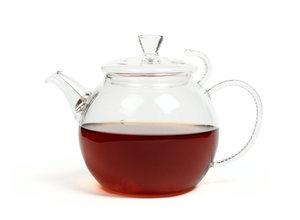 Чайник из жаропрочного стекла 600 мл \