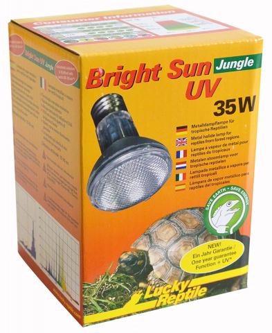 Ультрафиолетовая лампа для террариума Lucky Reptile Bright